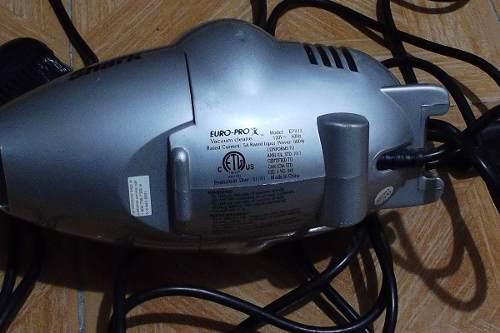 Aspiradora The Shark Euro-pro Ep033 600 Watts.