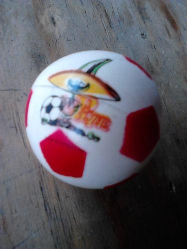 Baloncito De El Mundial Mexico 86 De Coleccion