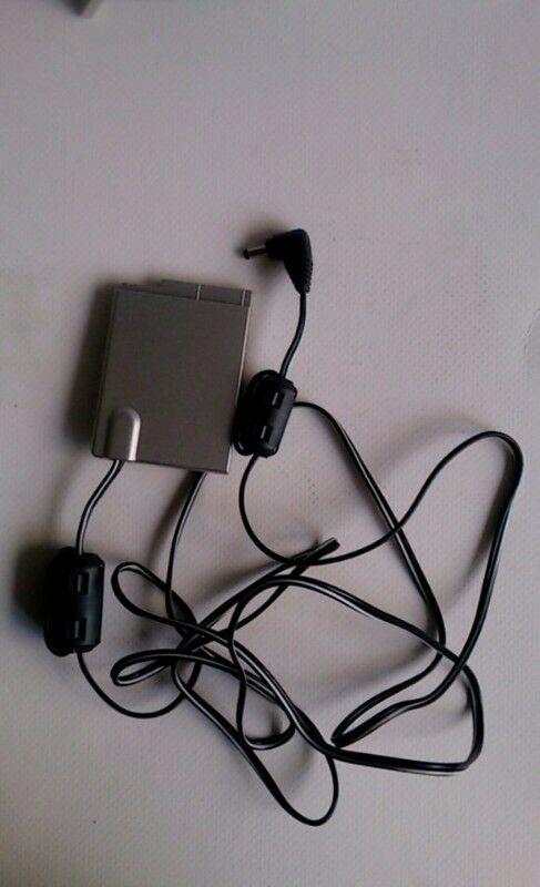 Bateria Alambrica Conector para Videocamara JVC Mini DV