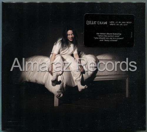 Billie Eilish When We Fall Asleep Where Do We Go? Cd