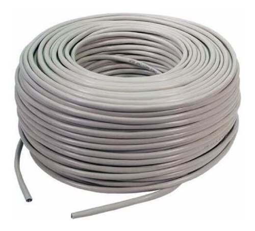 Bobina Cable Red Utp Rj45 Cat 6 Ethernet 305 Mts /e