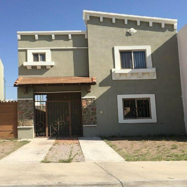 Casas en Renta Provincia de Santa Clara Chihuahua