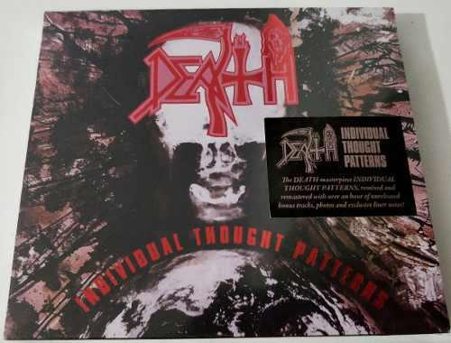 Death - Individual Thought Patters | Deluxe Edition | Cd Imp