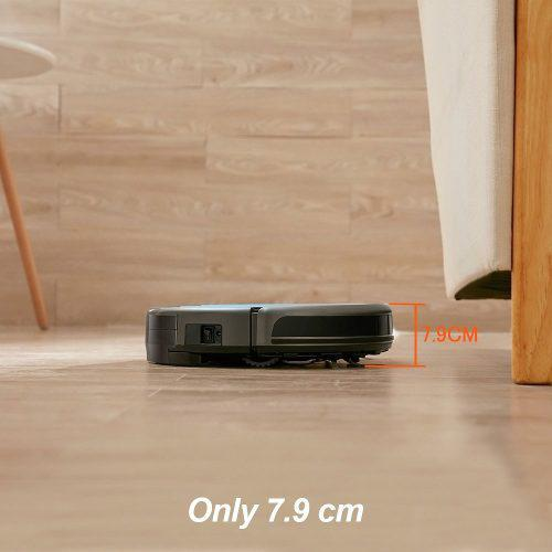 Exclusivo Robot Limpiador De Pisos Y Alfombras Proscenic 811