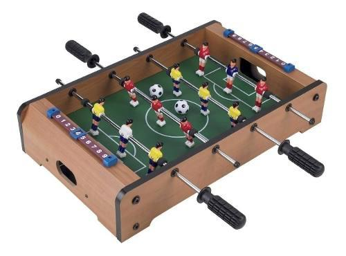 Futbolito De Mesa 12 Jugadores 51 Cm X 51 Cm