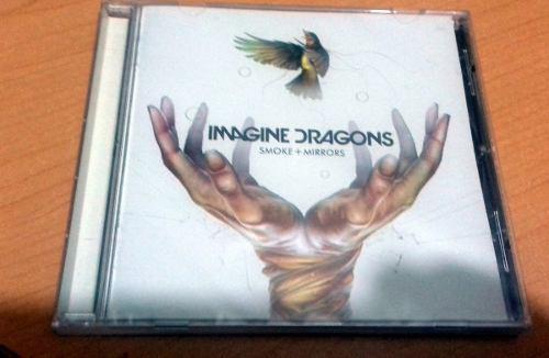 Imagine Dragons- Smoke + Mirrors Deluxe Nuevo Envio Incluido