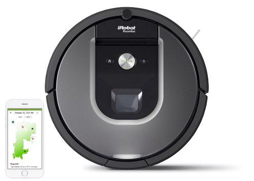 Irobot Roomba 960 Aspiradora Premium Robótica Wifi