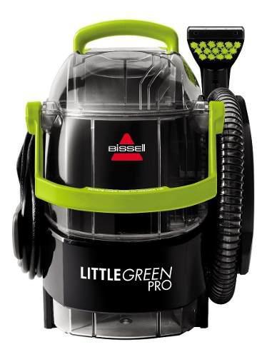 Limpiador De Alfombras Portátil Bissell Little Green Pro