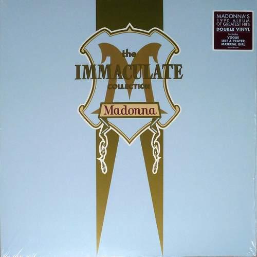 Lp Madonna ¿ The Immaculate Collection 2xlps Nuevos Cerrado