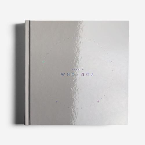 Nuest W Who, You Album Kpop Envio Gratis (1 De 2 Versiones)