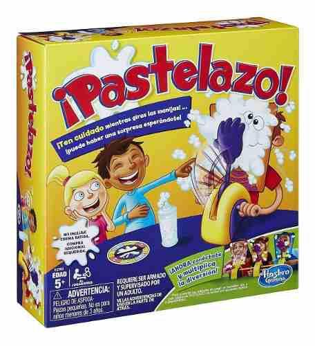 Pastelazo Hasbro Gaming Juego Mesa Oferta