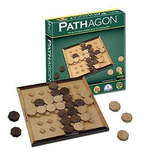 Pathagon Classic - El Juego De Estrategia De Cambio Rapido