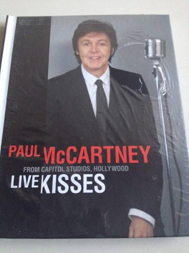 Paul Mccartney Live Kisses Blu Ray Importado Usa Beatles