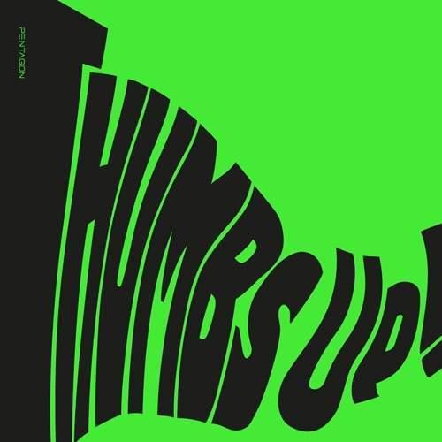 Pentagon Thumbs Up! Album Kpop Envio Gratis