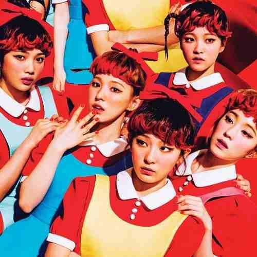 Red Velvet 1er Album The Red Kpop Envio Gratis
