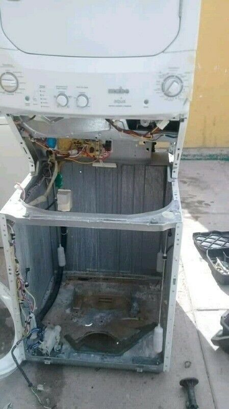 Reparación de Centró de Lavado, Lavadoras y Secadoras