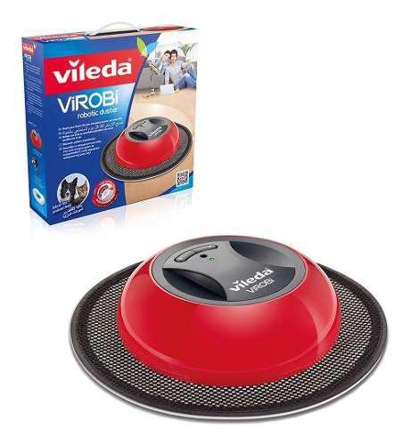 Robot Mopa Limpiadora Virobi Slim Vileda