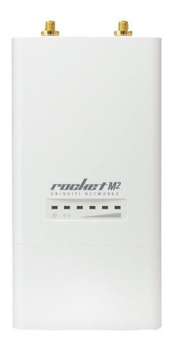 Rocket M2 2.4ghz Ubiquiti Radio Estación Base Airma