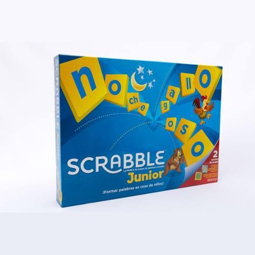 Scrabble Junior Nuevo Sellado Original Mattel Juego Mesa