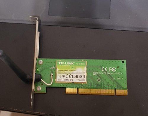 Tarjeta Pci De Red Inalámbrica Antena Tp Link Tl Wn350g B29