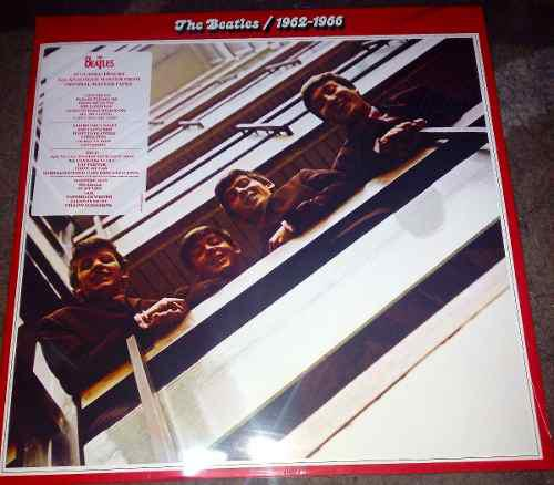 The Beatles 1962-1966 (vinilo, Lp, Vinil, Vinyl)