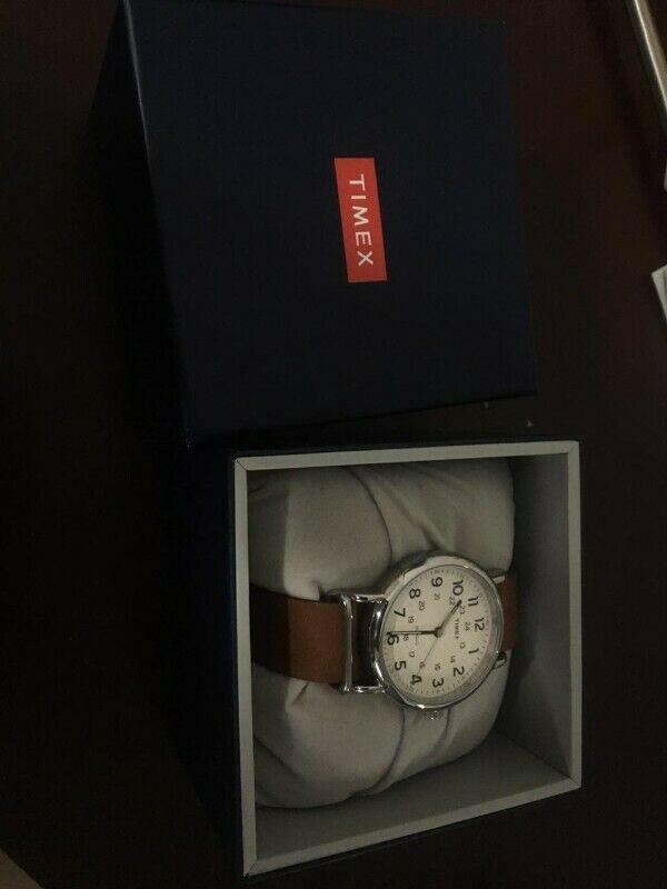Timex Weekender nuevo en caja