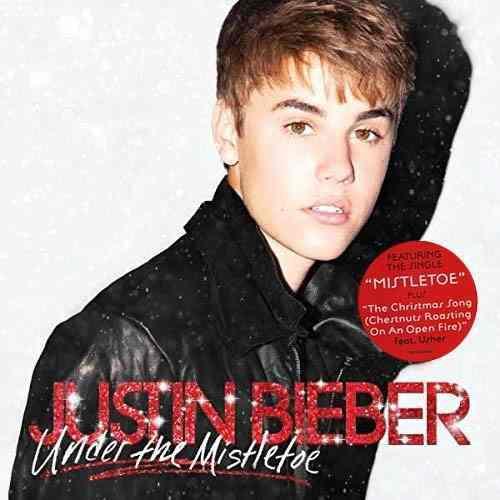 Under The Mistletoe - Justin Bieber - Lp Vinyl