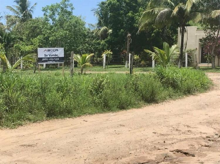 Venta de terreno rústico en la Rivera de Tampico Alto,