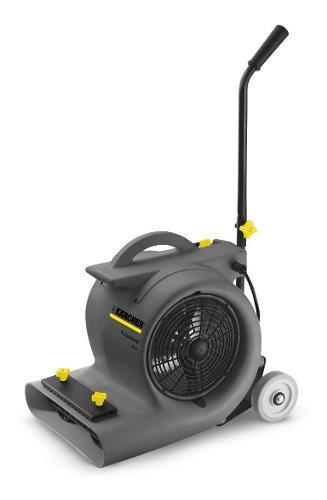 Ventilador Y Secador Industrial Para Alfombras Karcher Ab 84