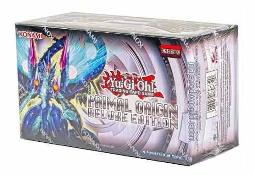 Yu Gi Oh Trading Card Game Primal Origin Deluxe Edition