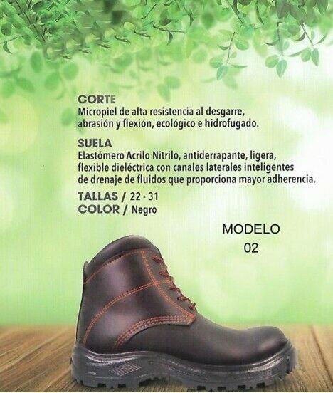 Zapato / Calzado de Seguridad Industrial
