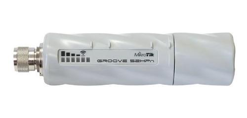 (groove 52) Cliente Y Ptp En 2.4 Y 5ghz  A/b/g/n 500mw
