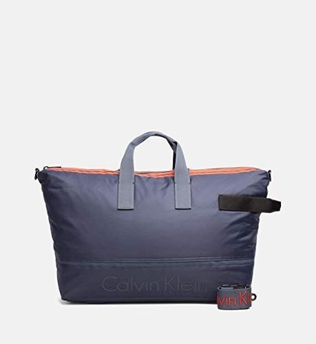 Bolsa De Viaje Maleta Calvin Klein Premium Original 2 Colore