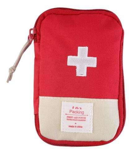 Bolsa Tactica De Viaje Kit De Primeros Auxilios D1125
