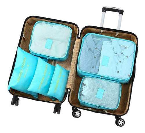 Bolsas Organizadoras De Equipaje De Viaje/ Envío Gratis!