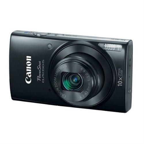 Camara Digital Canon E190 20 Megapixeles Color Negro