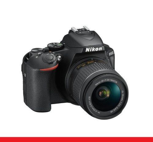 Camara Nikon D5600 Dslr Con Af-p Dx Vr 18-55mm F/3.5-5.6