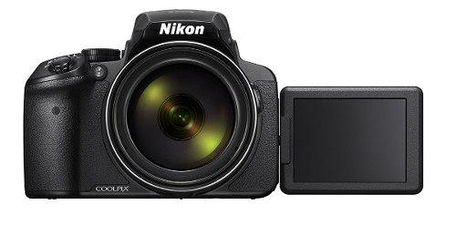 Cámara Nikon Coolpix P900 Zoom 83x Videos Full Hd Wifi Gps