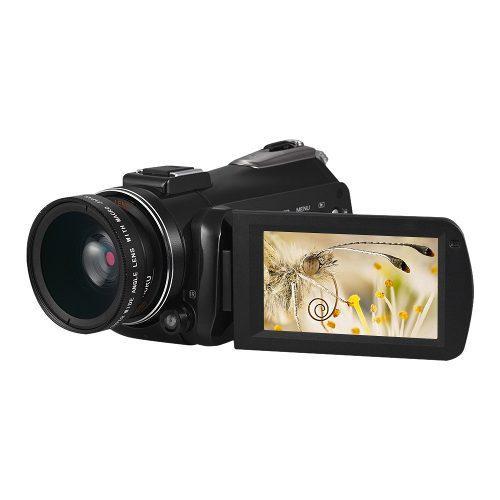 Cámara Vídeo Digital Ac3 4k Uhd 24mp Videocámara Us Enchu