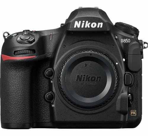 Cuerpo De La Cámara Nikon D850 Fx-formato Digital Slr