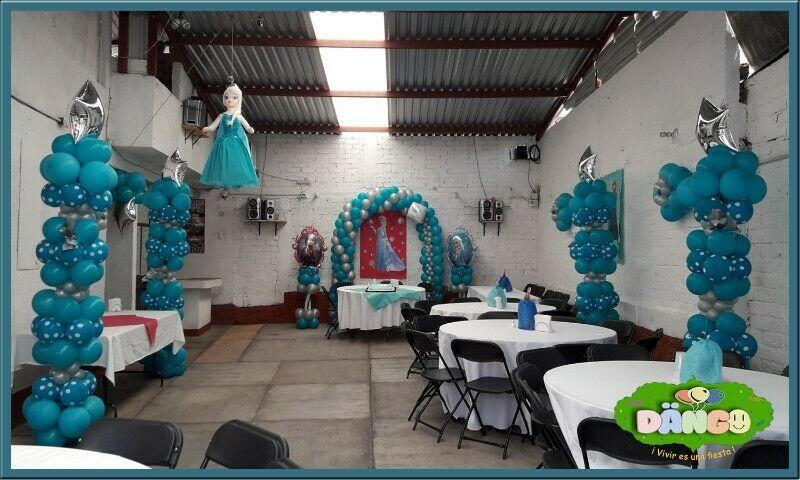 Decoración para tu evento y centros de mesa.