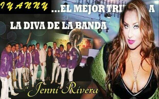 IMITADORA DE JENNI RIVERA