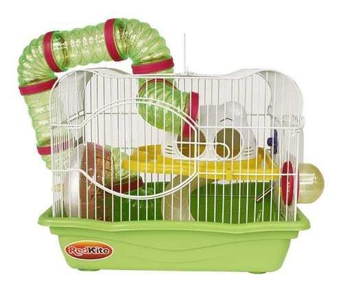 Jaula Redkite Fresno 1 Hamster Rata Erizo Dym011 C/envío
