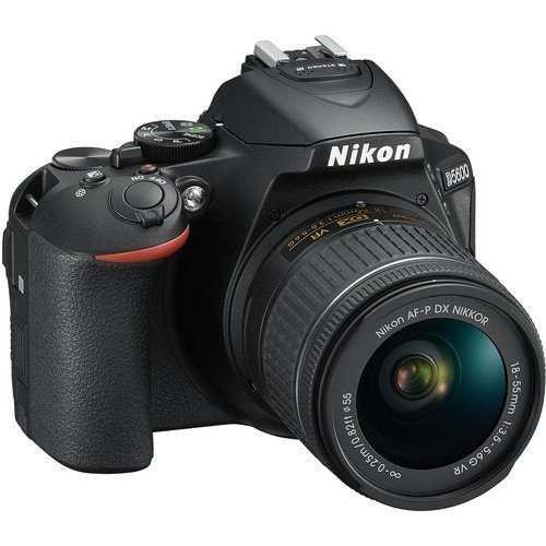 Nikon Camara Reflex D5600 Lente Nikkor 18-55mm Oferta!!