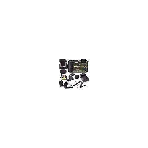 Nikon Coolpix Aw130 Cámara Digital Impermeable (camuflaje)