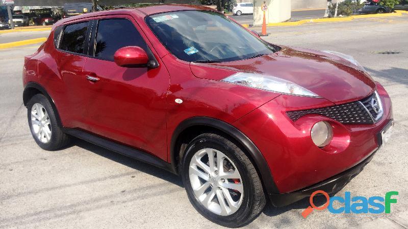 Nissan Juke Advance 2012, Std 6 Vel, 1.6T 188HP, 76,000 Km,
