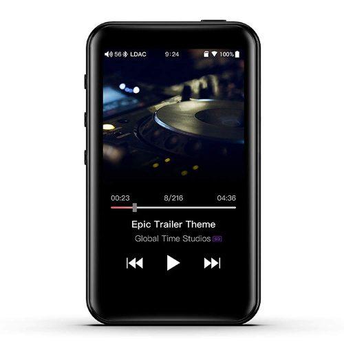 Reproductor Fiio M6 Hi Res Bluetooth Android