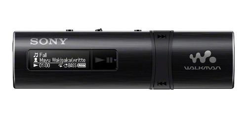 Reproductor Mp3 Sony Nwz-b183f Fm Integrado (4gb)