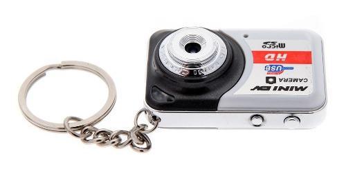 Ultra Mini Dv Cmara Digital X6 Porttil Hd De Alta