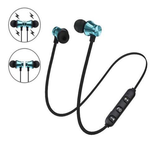 Audífonos Bluetooh Magnetico Estereo Microfono Gota Cxj-16